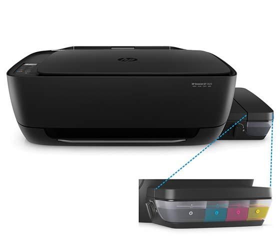 HP külső tintatartályos készülék