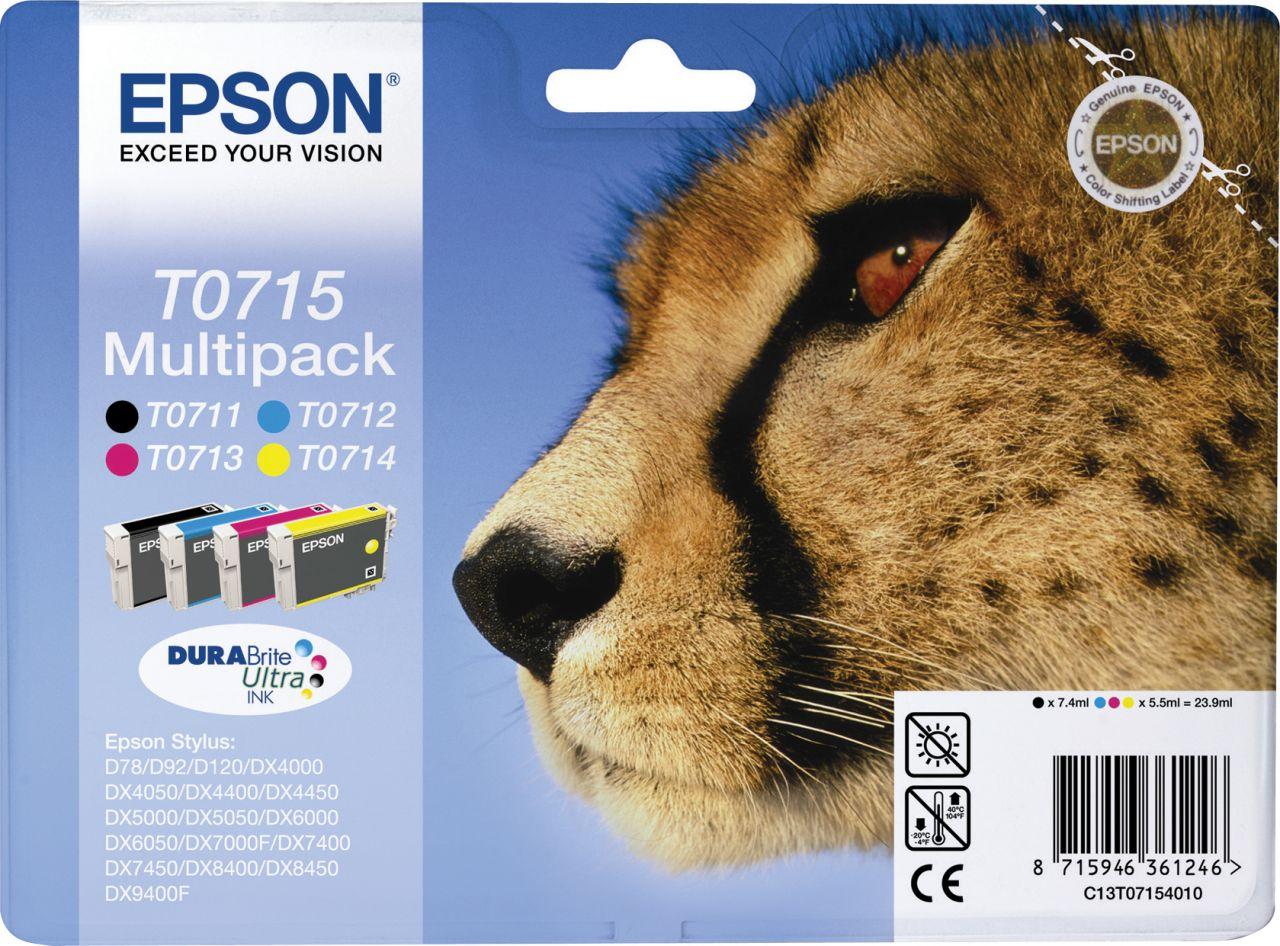 Epson T07154010 Multipack