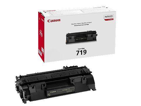 Canon CRG719H TFekete toner LBP6300