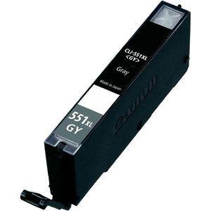 CLI-551 Szürke XL kompatibilis tintapatron