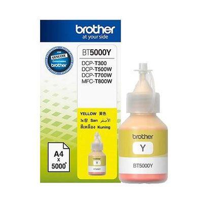 Brother BT5000Y sárga tinta