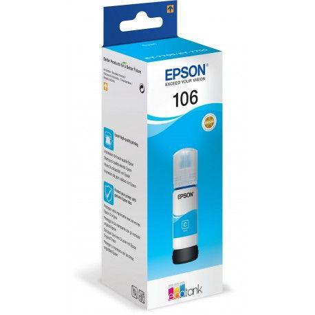 Epson T00R2 cián tinta No. 106