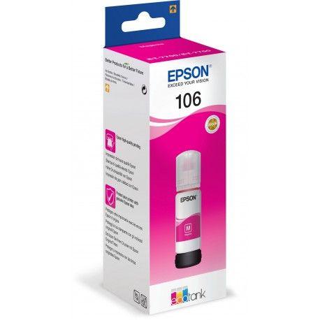 Epson T00R3 magenta tinta No. 106