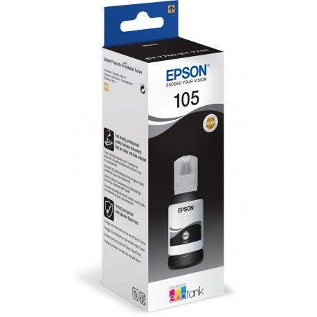 Epson T00Q1 fekete tinta No. 105