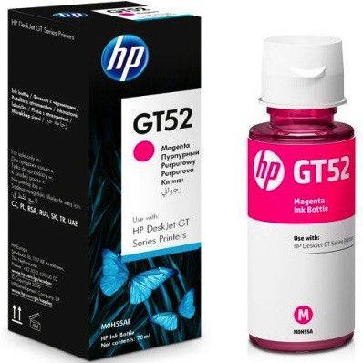 HP GT52 magenta eredeti töltő tinta