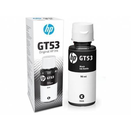 HP GT53XL eredeti fekete töltő tinta