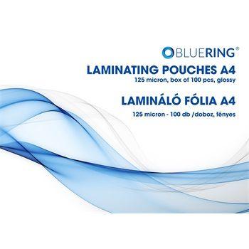 Lamináló fólia A4 fényes 125 micron