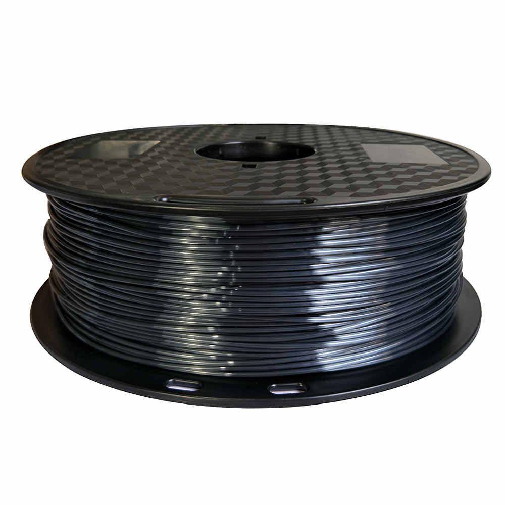 3D filament PA Polyamid Nylon 1kg fekete